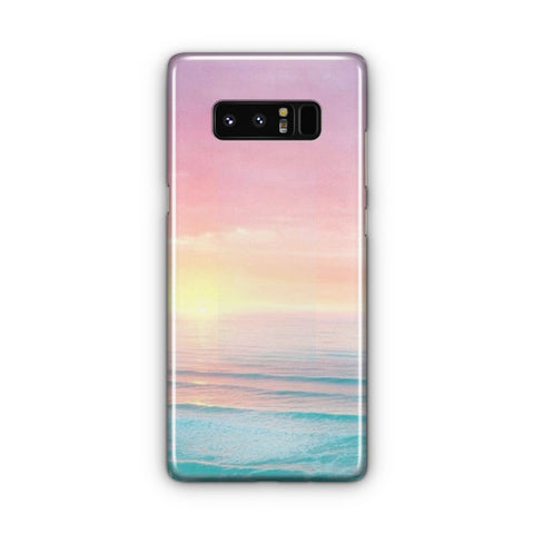 Cotton Candy Samsung Galaxy Note 8 Case