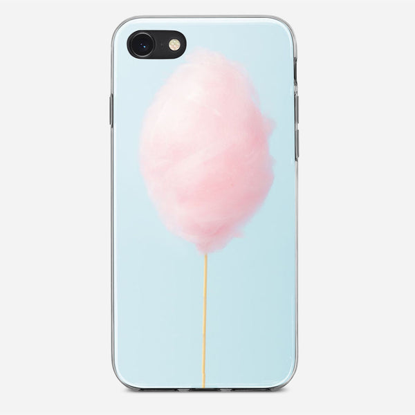 Cotton Candy Clouds iPhone X Case