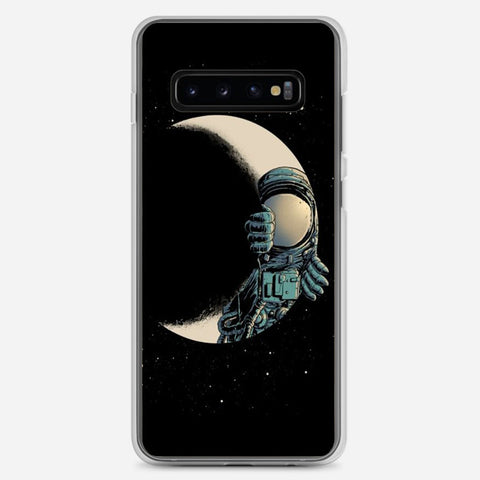 Crescent Moon Samsung Galaxy S10 Plus Case