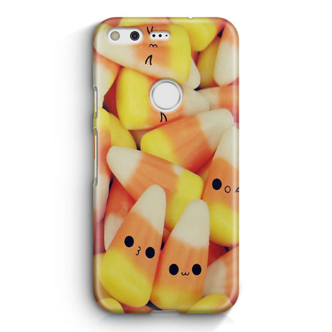 Cute Candy Corn Google Pixel Case