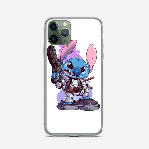 Cute Disney Stitch iPhone 11 Pro Case