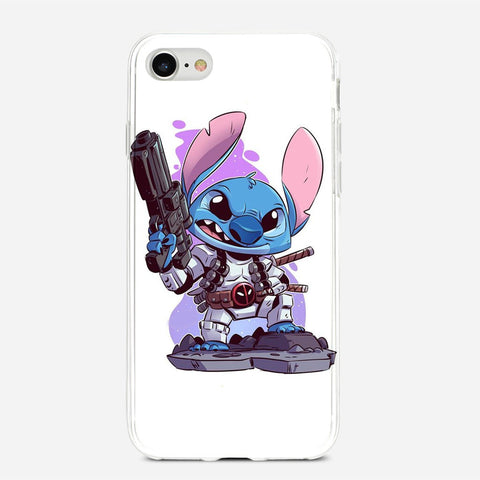 Cute Disney Stitch iPhone 6S Plus Case