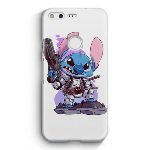 Cute Disney Stitch Google Pixel Case