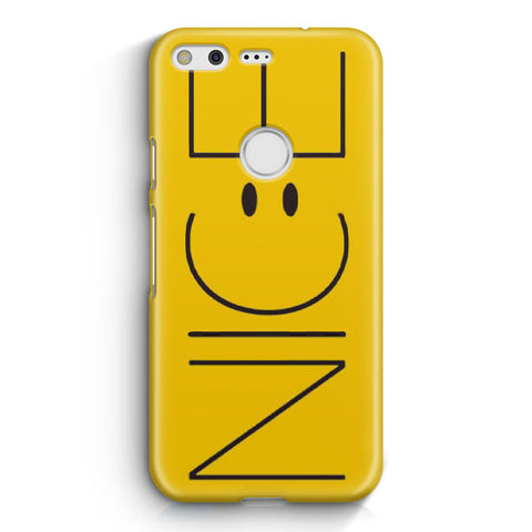 Cute Funny Yellow Nice Google Pixel XL Case