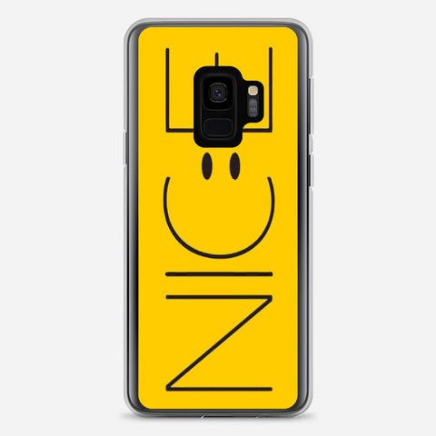 Cute Funny Yellow Nice Samsung Galaxy S9 Case