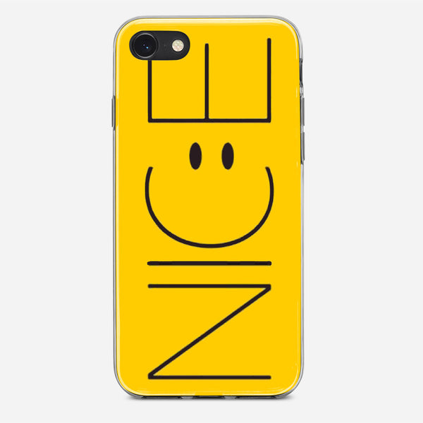 Cute Funny Yellow Nice iPhone X Case