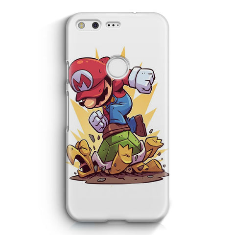 Cute Mario Bros Google Pixel XL Case
