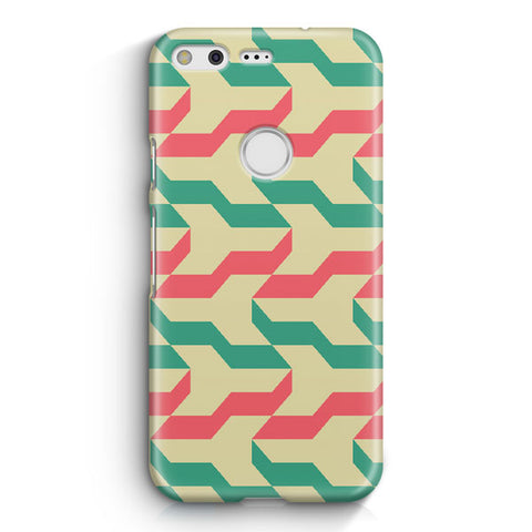 Absurd Preferred Pattern Google Pixel XL Case