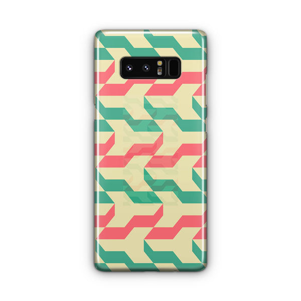 Absurd Preferred Pattern Samsung Galaxy Note 8 Case