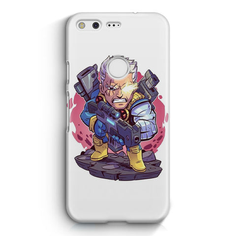 Cute Marvel Cable Google Pixel XL Case