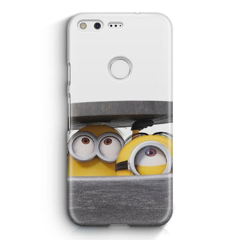 Cute Minion Art Google Pixel XL Case