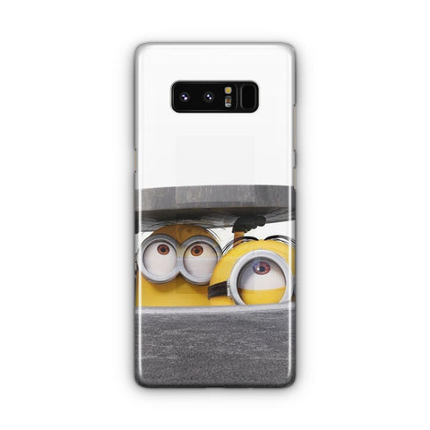 Cute Minion Art Samsung Galaxy Note 8 Case