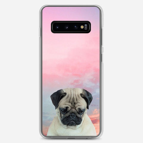 Cute Pug Samsung Galaxy S10 Plus Case