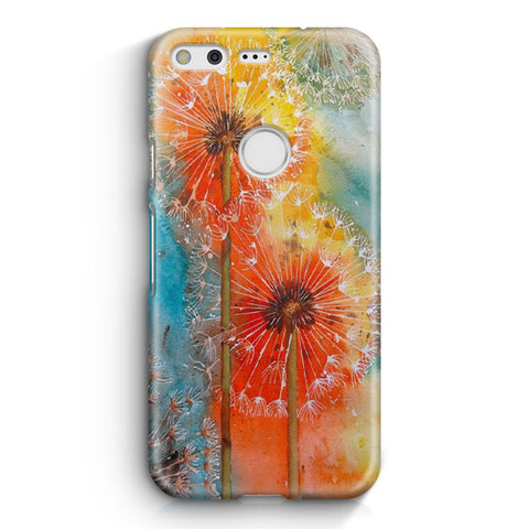 Dandelions Flowers Google Pixel XL Case