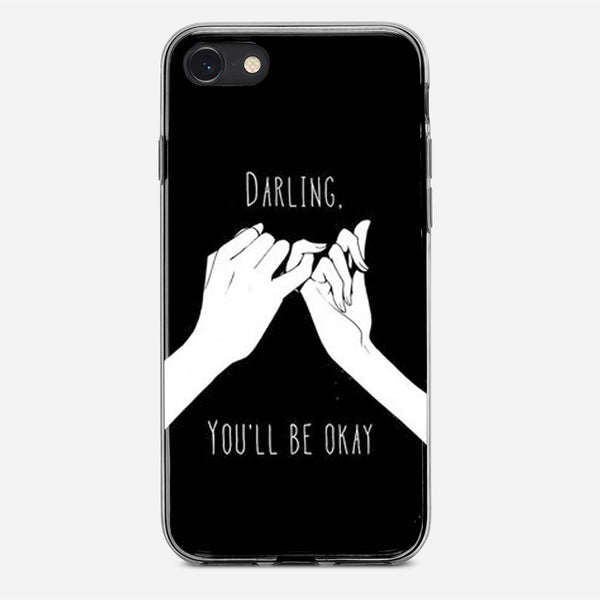 Darling You ll Be Okay iPhone X Case