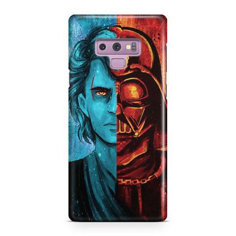 Darth Vader Artwork Samsung Galaxy Note 9 Case