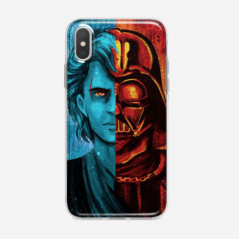 Darth Vader Artwork iPhone XS Case