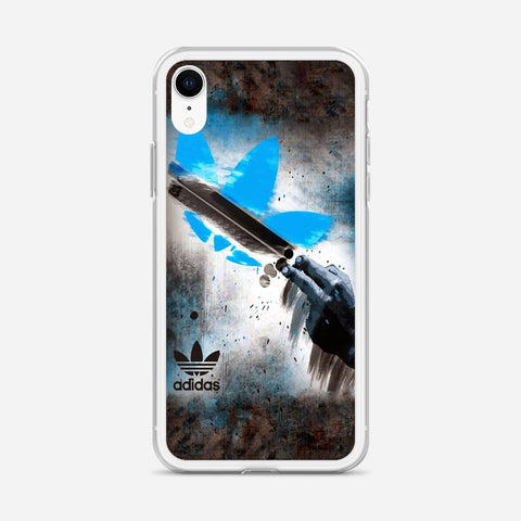 Adidas South Beach iPhone XR Case