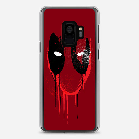 Deadpool Marvel Legends Samsung Galaxy S9 Case