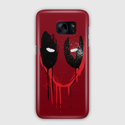 Deadpool Marvel Legends Samsung Galaxy S7 Edge Case