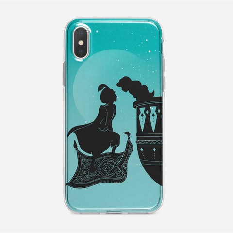 Disney Aladdin Minimalist iPhone XS Case