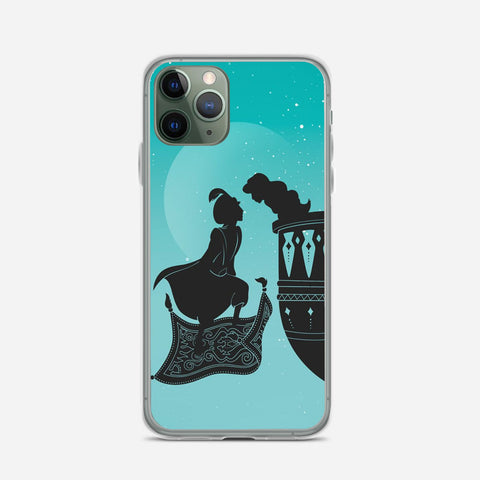 Disney Aladdin Minimalist iPhone 11 Pro Case
