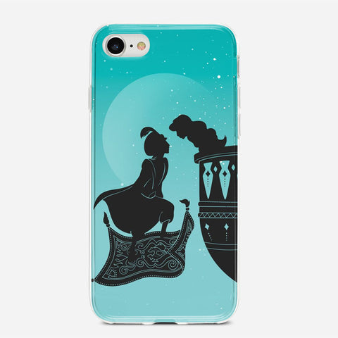 Disney Aladdin Minimalist iPhone 6S Plus Case