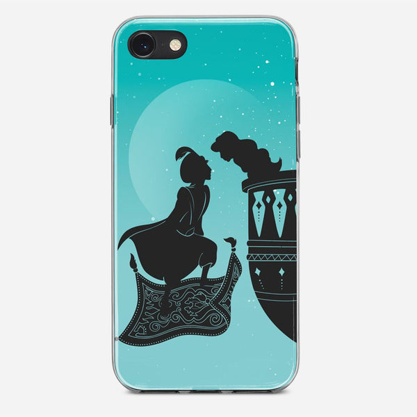Disney Aladdin Minimalist iPhone X Case