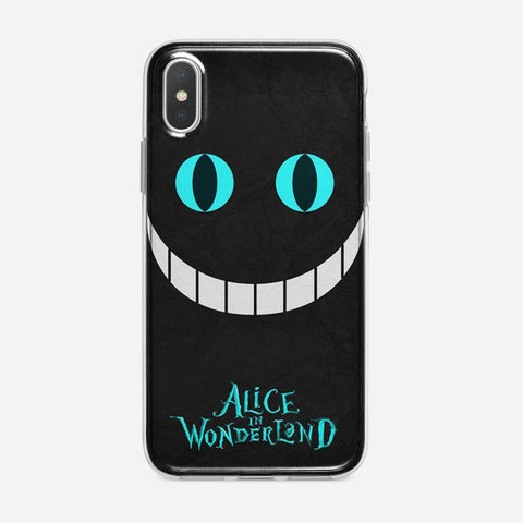 Disney Alice In Wonderland Poster iPhone XS Case