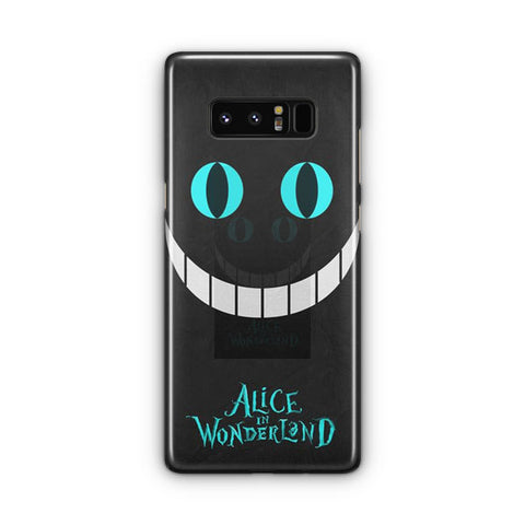 Disney Alice In Wonderland Poster Samsung Galaxy Note 8 Case