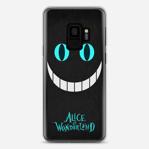 Disney Alice In Wonderland Poster Samsung Galaxy S9 Case