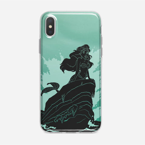 Disney Ariel Minimalist iPhone XS Case