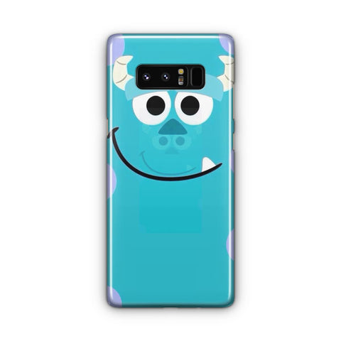 Disney Boo Monster Inc Samsung Galaxy Note 8 Case