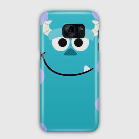 Disney Boo Monster Inc Samsung Galaxy S7 Edge Case