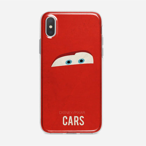 Disney Cars Poster Artwork iPhone XS Case