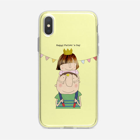 Daddy And Princess iPhone XS Max Case