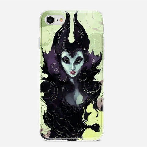 Disney Maleficent Artwork iPhone 6S Plus Case