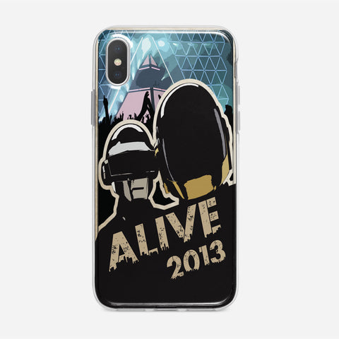 Daft Punk Alive iPhone XS Max Case