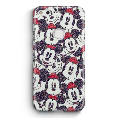 Disney Micky Mouse Pattern Google Pixel 3 XL Case