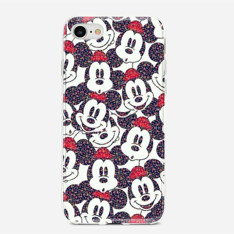 Disney Micky Mouse Pattern iPhone 6S Plus Case