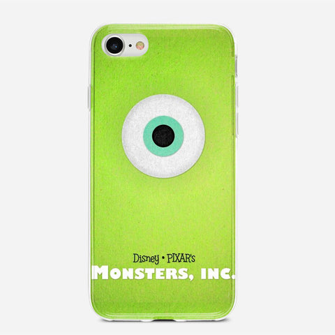 Disney Monsters Inc Poster iPhone 6S Plus Case