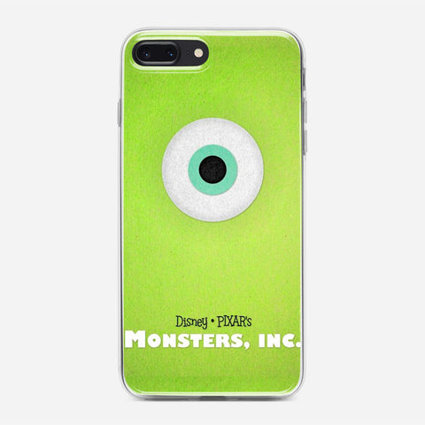 Disney Monsters Inc Poster iPhone 7 Plus Case