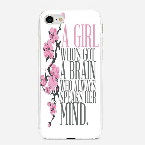 Disney Princess Mulan iPhone 6S Plus Case