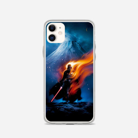 Darth Vader Flare Star Wars iPhone 11 Case