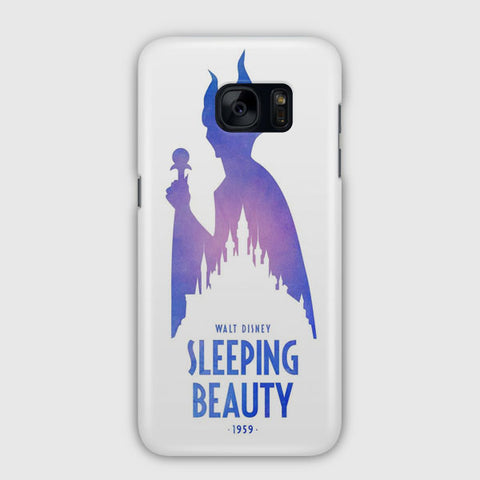 Disney Sleeping Beauty Artwork Samsung Galaxy S7 Case