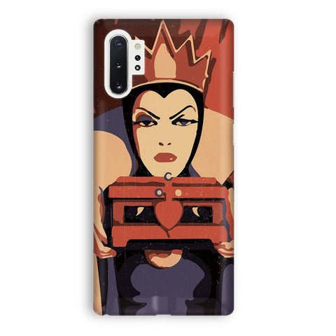 Disney Snow White Queen Samsung Galaxy Note 10 Plus Case