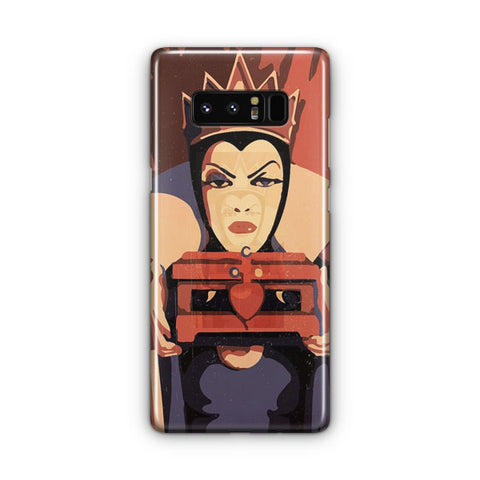 Disney Snow White Queen Samsung Galaxy Note 8 Case