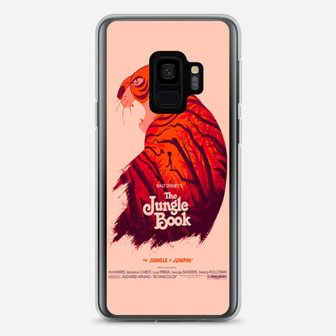 Disney The Jungle Book Poster Samsung Galaxy S9 Case