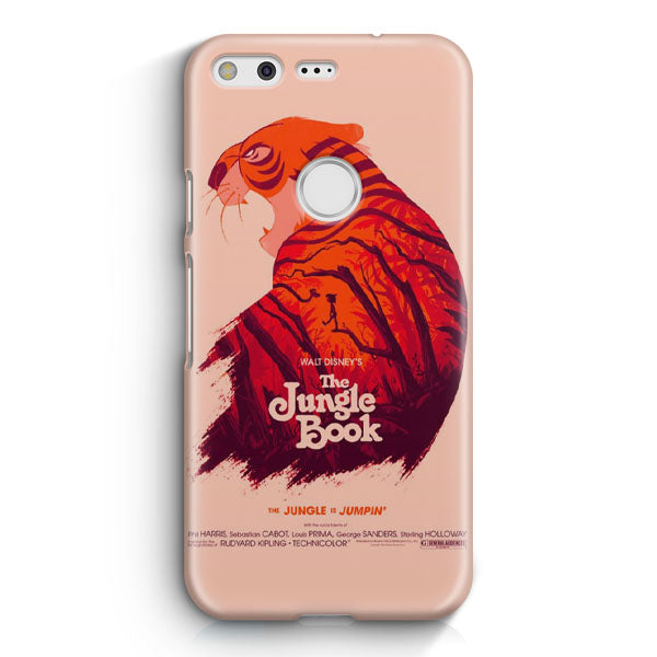 Disney The Jungle Book Poster Google Pixel 2 XL Case