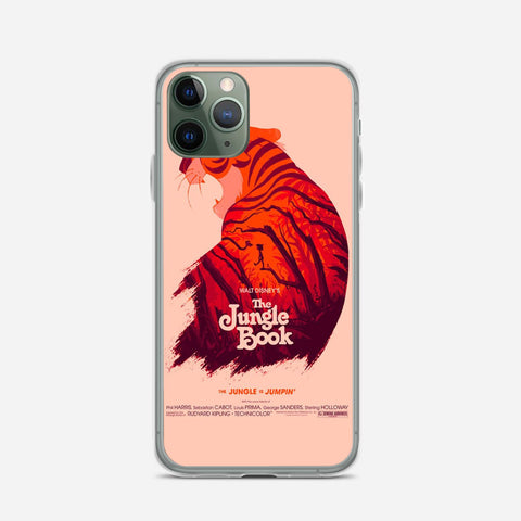 Disney The Jungle Book Poster iPhone 11 Pro Max Case